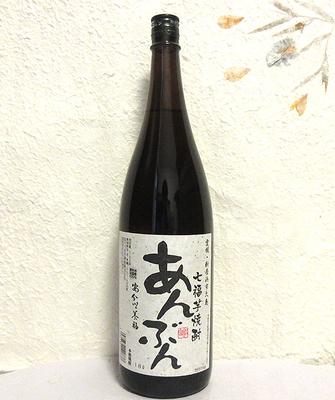 桜うづまき酒造 七福芋焼酎 あんぶん 25度 1800ml
