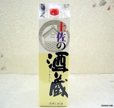 菊水酒造 土佐の酒蔵 1.8Lパック