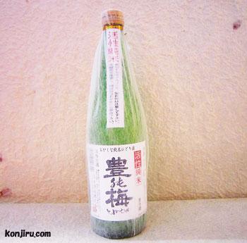 高木酒造 豊の梅 おかし!な濁り酒 うすにごり純米酒生酒720ml【クール便】