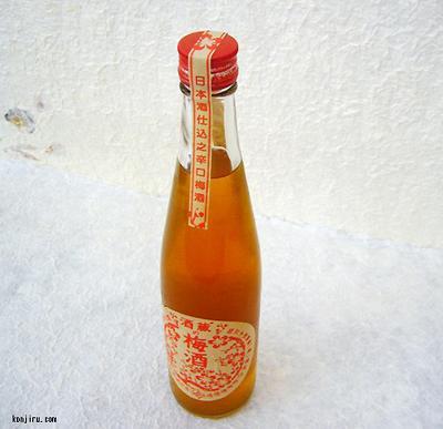 西岡酒造 久礼 酒蔵の梅酒 12度 500ml