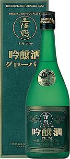 土佐鶴吟醸酒 グローバル 720ml