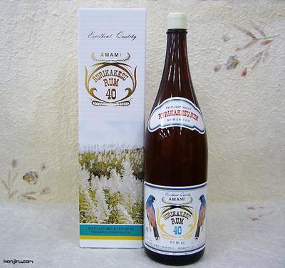 高岡醸造 黒糖焼酎 ルリカケス 40度 1800ml