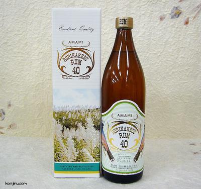 高岡醸造 黒糖焼酎 ルリカケス 40度 900ml