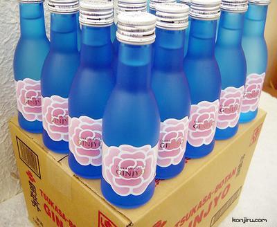 司牡丹 吟醸酒 180ml 20本入