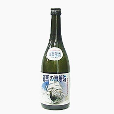 土佐鶴 21世紀焼酎 龍馬の海援隊 米焼酎 21度 720ml