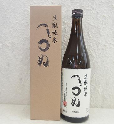 司牡丹 生もと純米酒 かまわぬ 720ml