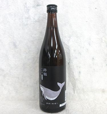 酔鯨酒造 純米酒 八反錦60% 720ml