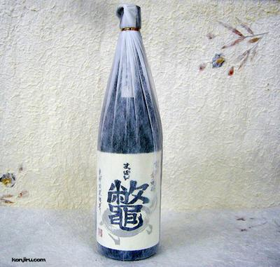 濱田酒造 本格かめ貯蔵 芋焼酎 鼈(すっぽん)25度 1800ml