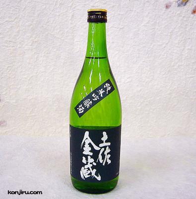 高木酒造 土佐金蔵 純米吟醸 720ml