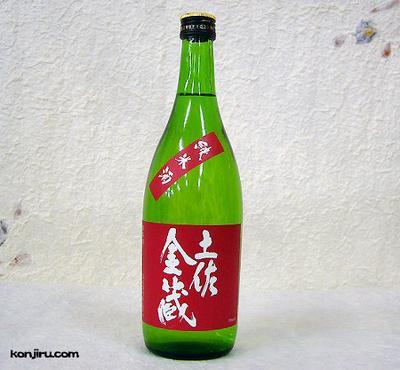 高木酒造 土佐金蔵 純米酒 720ml