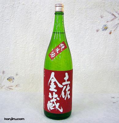 高木酒造 土佐金蔵 純米酒 1800ml