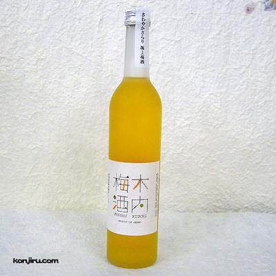 木内酒造 木内梅酒 500ml 14.5度