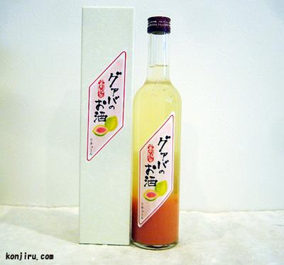 高知酒造 グァバのお酒 500ml 10度