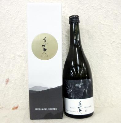 浜川商店 純米大吟醸酒 美丈夫 鄙(ひな)720ml【クール便】