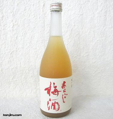 梅乃宿 あらごし梅酒 720ml 12度