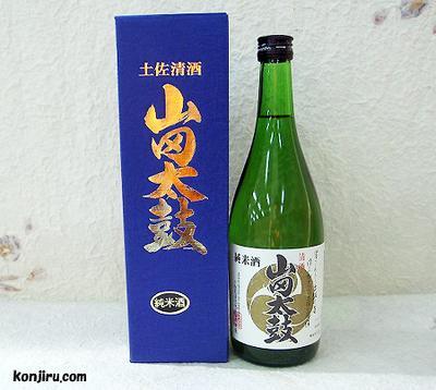 松尾酒造 純米酒 山田太鼓 720ml