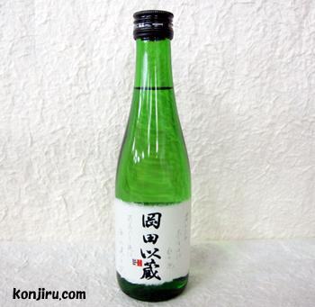 高知酒造 純米酒 岡田以蔵 300ml