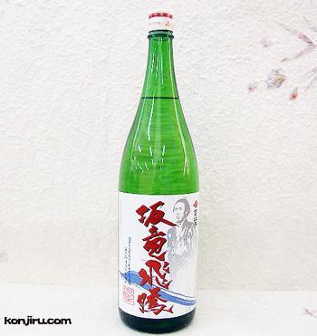 司牡丹 坂竜飛騰 本醸造酒 1800ml