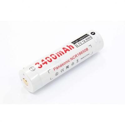 18650型予備充電池