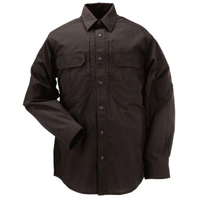 5.11 Taclite® Pro Long Sleeve Shirt タックライトプロロングスリーブ(ブラック)72175
