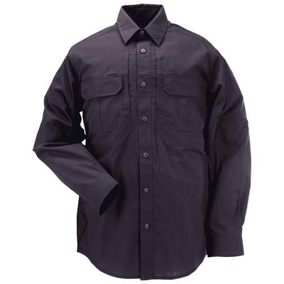 5.11 Taclite® Pro Long Sleeve Shirt タックライトプロ ロングスリーブ(ダークネイビー)72175
