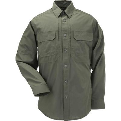 5.11 Taclite® Pro Long Sleeve Shirt タックライトプロ ロングスリーブ(TDUグリーン)72175