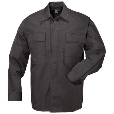 5.11 TDU® Long Sleeve Shirt TDUロングスリーブ(ブラック)72002