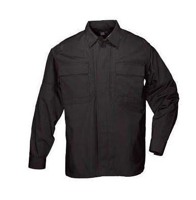 5.11 TacLite TDU Long Sleeve Shirt タックライトTDUシャツ(ブラック)72054