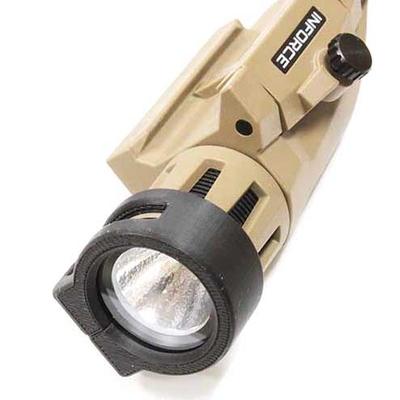 INFORCE ウェポンライト用レンズ保護キャップ