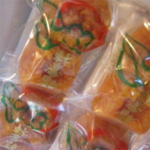 福蜜柿(あんぽ柿) 2個入り×8袋 箱入りー送料無料