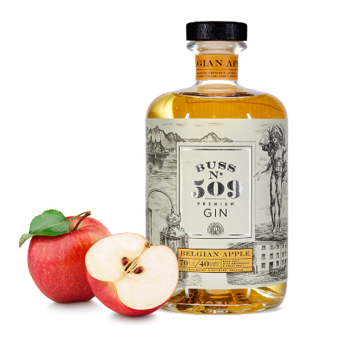 BUSS N°509 Author Collection BELGIAN APPLE 700ml