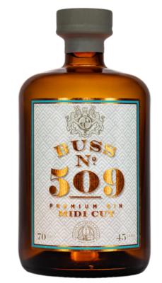 【新デザイン!】BUSS N°509 Choice Cut Collection MIDI CUT 700ml
