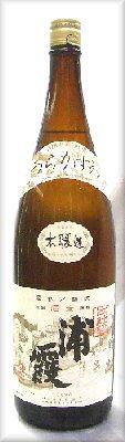 浦霞 本醸造 1800ml