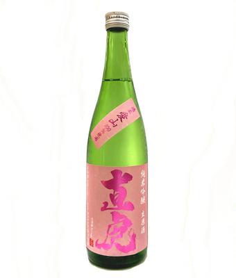 長野県 遠藤酒造場 直虎 純米吟醸 愛山生原酒59%