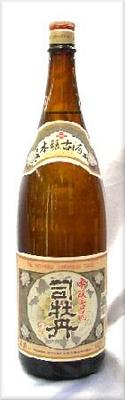 高知県 司牡丹 本醸古酒 1800ml