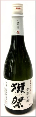 山口県]旭酒造 獺祭(だっさい) 純米大吟醸 48 寒造早槽 しぼりたて(本生)【クール冷蔵便必須(常温不可)】