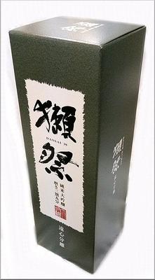 山口県 旭酒造 獺祭(だっさい) 純米大吟醸 【遠心分離】 磨き三割九分【DXカートンボックス入り】