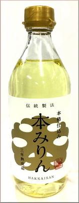 八海山謹製 本みりん 三年熟成 麹の蜜 500ml