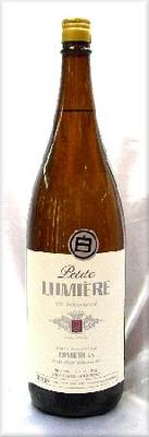 山梨県 ルミエール プチルミエール 白ワイン