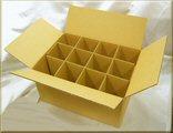 カップ酒(地酒)箱 ≪カップ酒と同時購入のみ≫ 12本箱