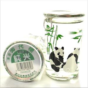 岐阜県 御代櫻 純米酒 newパンダカップ 180mlカップ酒