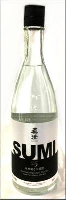 長野県 真澄 SUMI 粕取り焼酎 25度 720ml