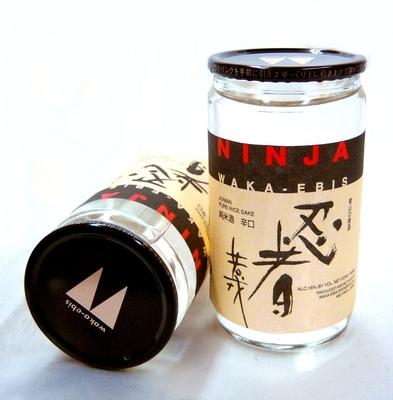 三重県 若戎 特別純米 忍者カップ 180ml