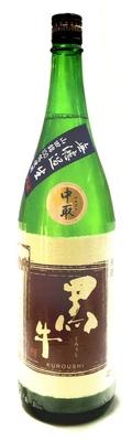 和歌山県 黒牛 純米 本生中取り無ろ過原酒【限定品流通品】