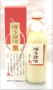 若竹屋 博多練酒 純米酒 500ml