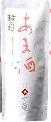宮城県 一ノ蔵 あま酒 130g*30入り【1ケース】【蔵元より直送で送料無料】