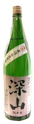 愛媛県 酒六酒造 深山(みやま) 直汲み生原酒 特別純米酒 1800ml