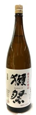 山口県 旭酒造 獺祭(だっさい) 純米大吟醸 45(新)