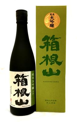 神奈川県 井上酒造 箱根山 純米大吟醸 720ml【専用化粧箱入り】