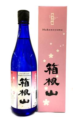 神奈川県 井上酒造 箱根山 純米吟醸 ブルーボトル 720ml【専用化粧箱入り】